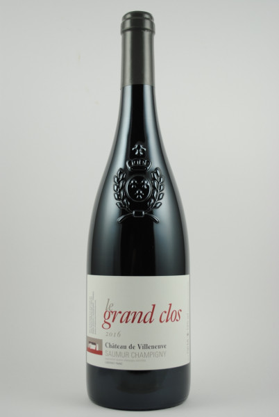 2016 SAUMUR CHAMPIGNY Le Grand Clos, Villeneuve
